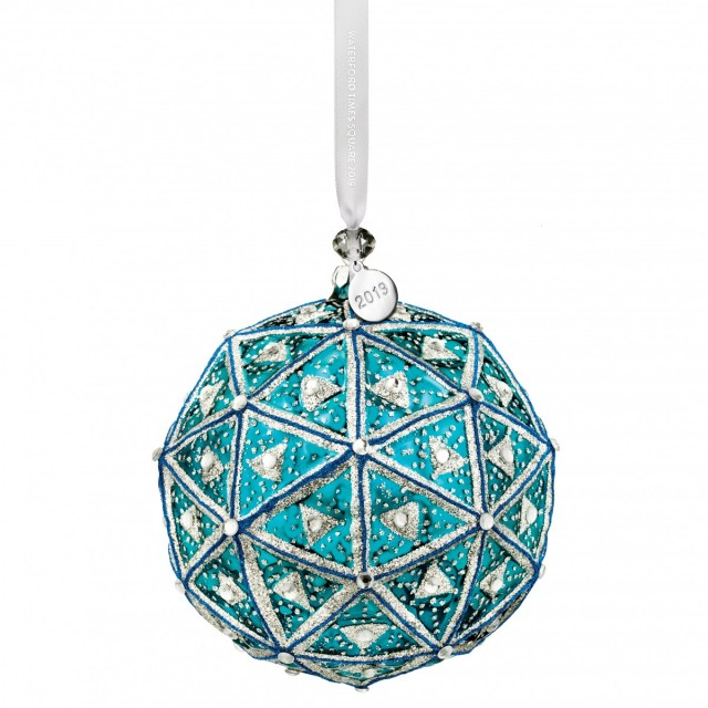 Waterford Harmony Ball Ornament